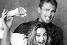 Theo James❤️ / Four! #Divergent Shailene & Theo❤️