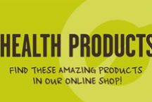 Health Products / Amazing health products, fitness supplements, healthy snacks and superfoods available at Vivo HQ!