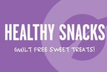 Healthy Snacks / Deliciously healthy snacks to tempt your tastebuds! Gluten free, dairy free, paleo, vegan and raw!