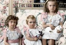 OTMAA / Grand duchess Olga Nicholaevna of Russia, Grand Duchess Tatiana Nicholaevna of Russia, Grand Duchess Maria Nicholaevna of Russia, Grand Duchess Anastasia Nicholaevna of Russia, Tsarevitch Alexei. Romanovs