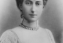 Dronning Maud of Norway / Queen Maud of Norway, nee Princess of Great Britain and Ireland, Princess of Wales.
