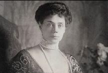 GD Xenia Alexandrovna of Russia.