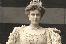 Alice of Greece and Denmark / nee princess Battenberg