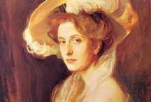 Queen Louise Sweden