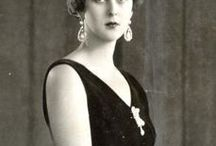 Hereditary GD Cecilie of Hesse / nee princess of Greece and Denmark