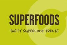 Superfoods / The word 'superfood' is an over-used phrase these days, but our range of products live up to their reputation. With a varied selection of products that are truly nutrient dense and extremely effective, our superfoods help to optimise health, boost performance and increase vitality.