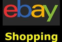 """Ebay Shopping / Please pin direct from Ebay and do not """"binge"""" the board - no more than 6 at a time please."""