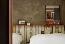 寝室 : bedroom