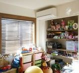 子供部屋 : Kid's room