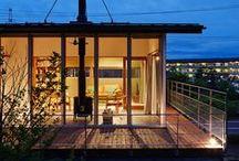 バルコニー&デッキ :  Balcony and deck