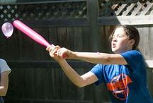 Kids are out for the Summer / Activities and projects to keep kids of all ages entertained