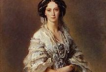 Empress Maria Alexandrovna / nee princess of Hesse and by Rhein