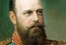 Emperor Alexander III of Russia