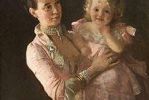 Thyra of Hannover / nee Princess of Denmark