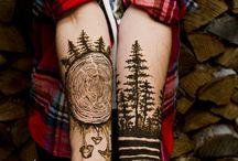 tattoo plans / tattoo ideas for myself