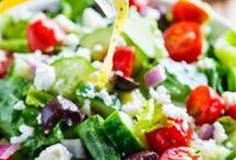 Salads & Smoothies