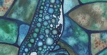 Marine Wildlife Art / Artists who celebrate our beautiful marine environment and create awareness for ocean conservation.
