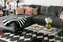 Apartment Living / Ideas, Inspiration for Living in an Apartment