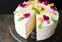 cakes / by Tila Powell