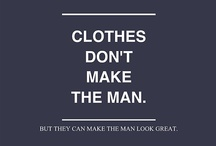 Men's Fashion / by The Tick