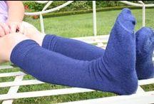 Merino Children's Socks / Children's and Kids socks made from merino wool. www.cosytoes.co.nz