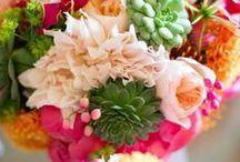 Wedding Flowers / Wedding flowers, wedding bouquets, floral centerpieces
