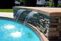 Water Features / by Unique Concrete NJ