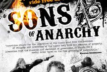 TV - Sons Of Anarchy / by Lisa Molyneux