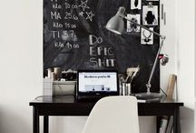 decor ideas. / Inspiring things to decorate your spaces.