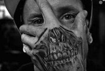 Tattoos / by Rebecca