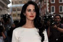 School assignment / Lana Del Rey - Make up looks
