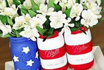 **Mason Jars** / Anything and everything you can do with mason jars. / by Kathy Adair