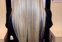 Hair Colors  / Blonde