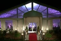Green Valley Chateau Tent Weddings / Green Valley Country Club Clubhouse and Chateau Tent accommodate from 200-300 people. With a beautiful scenic setting, this is the perfect #weddingvenue!