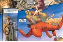 Comics artists
