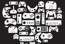 Fun with Video Games! / We HEART video games!