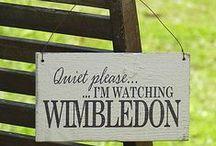 Wimbledon & Tennis / by evian Deutschland