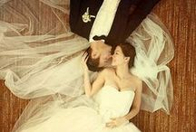 Wedding and Engagement Photos / Here are some great wedding and engagement photo shoot ideas we found on Pinterest...