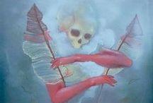 Skull Art / by Ayşe Aksoy