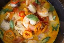 Fish Soups / For the times you want to make a soup that's a little more special.