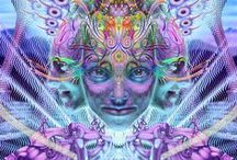 DMT / The beautiful world of Dimethyltryptamine also known as DMT - The gateway to another dimension and the next stage in Human Evolution