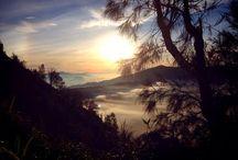 Sunrise / Bromo
