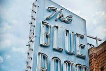 Draper James Blue / A bit of the inspiration behind the Draper James blue...