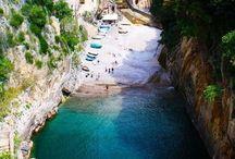 Reise - august / Reise rundt middelhavet