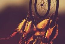 Dreamcatchers & Feathers