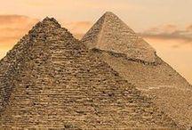 Egypt & Pyramids
