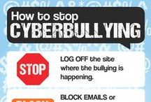 Cyberbullying Posters / A collection of posters on the topic of Cyberbullying.