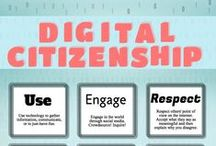 Digital Citizenship Posters / Posters on the topic of Digital Citizenship