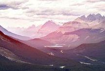 La beauté de la Terre / Les endroits où je rêve d'être parfois
