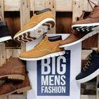 Timberland Schoenen / Grote maten Timberland herenschoenen Bij Bigmensfashion vind je een collectie grote maten schoenen van het wel bekende merk Timberland. De Timberland schoenen staan bekend om de hoge kwaliteit, de schoenen zijn altijd stevig en comfortabel en staan garant om een zeer hoog draagcomfort. De collectie die bestaat uit onder andere grote maat slippers, veterboots maar ook trendy sneakers hebben een eigen stijlvolle en robuuste stijl.